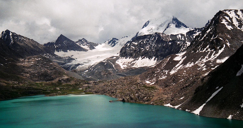 Cestou necestou střední Asií, díl II. – hory