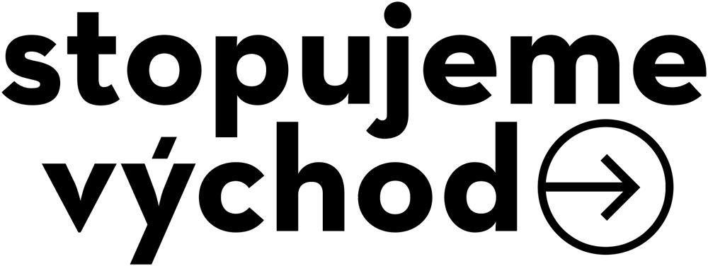 Logo stopujeme vychod